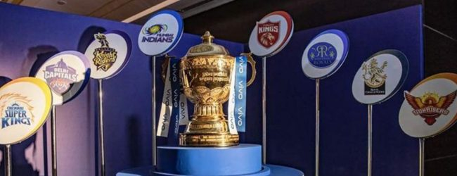 IPL season postponed indefinitely
