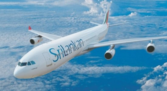 SriLankan Airlines to limit operations to and from India