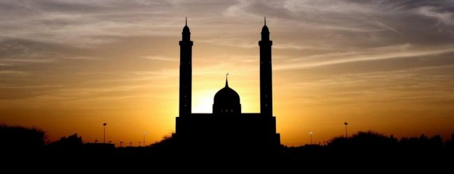 Muslims to celebrate Ramazan on Friday (14)