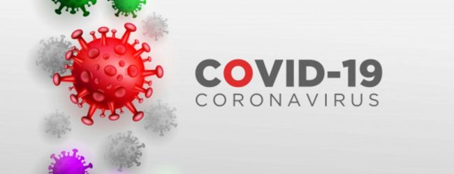 2600+ COVID infections reported on Monday (10) in Sri Lanka