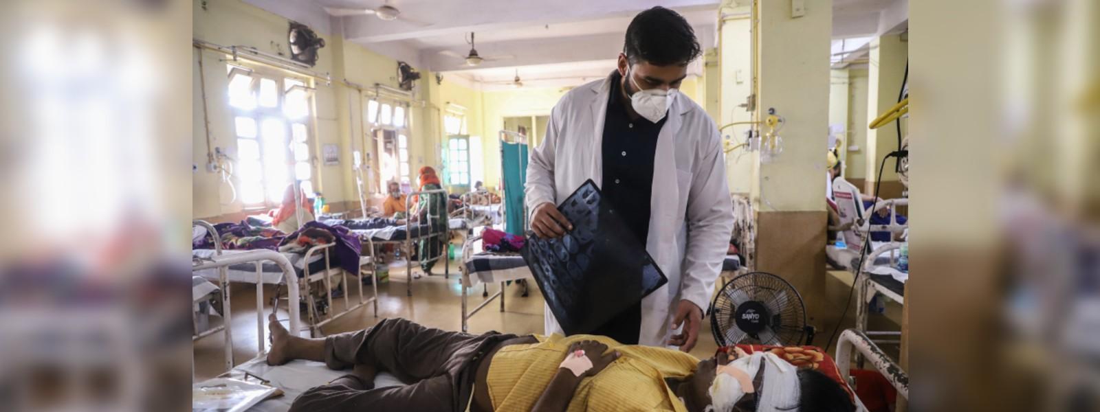 The Black Fungal Disease in India