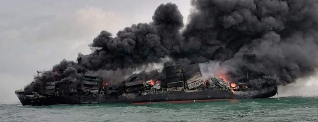 X-Press Pearl was denied entry in India and Qatar before catching fire off Colombo