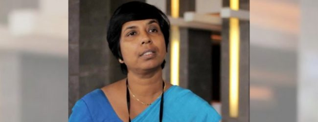 """(VIDEO) """"IF the need arises, we'll have to lockdown the country"""" – Dr. Sudarshani"""