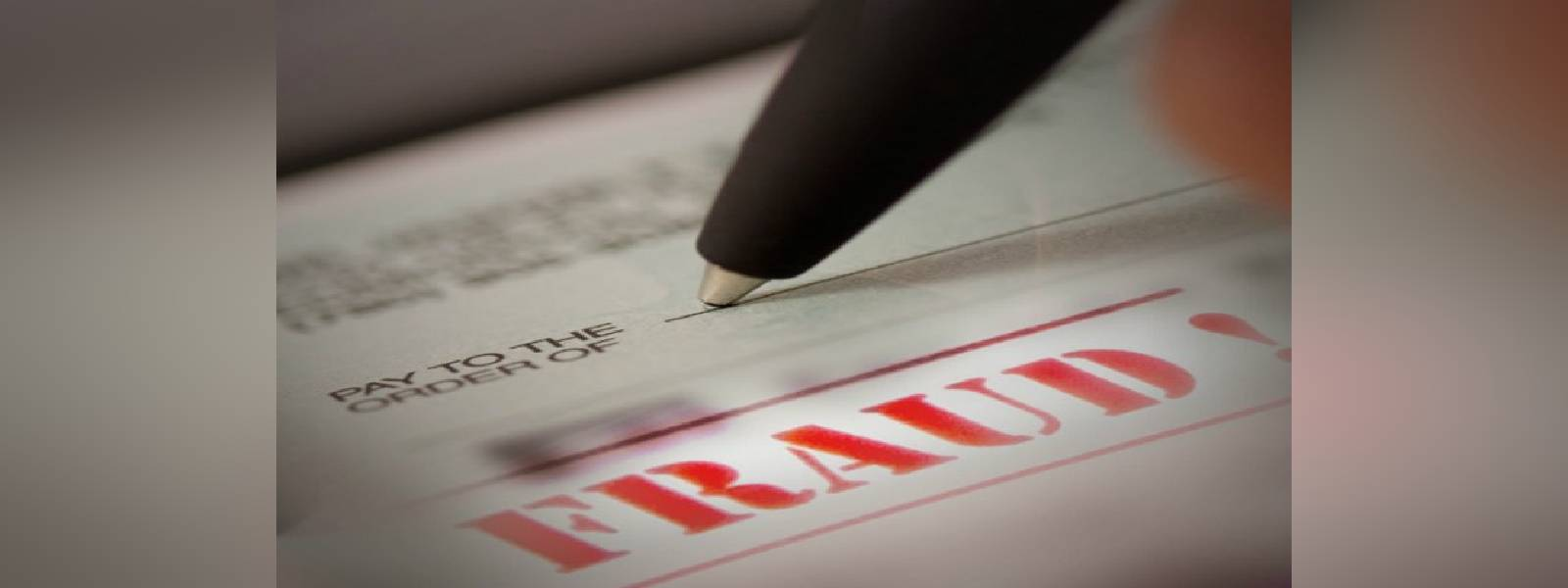 Fake Cheque Scam: Leading Steel Plant defrauded in millions