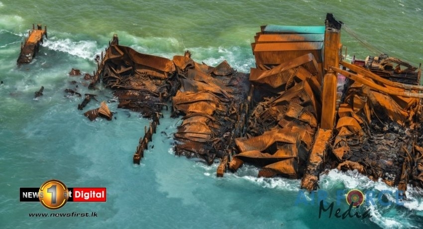 Sri Lanka to make interim claim of $ 40 Mn from X-Press Pearl; 1000 MT debris collected