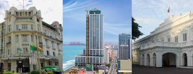 Prime lands in Colombo under threat?