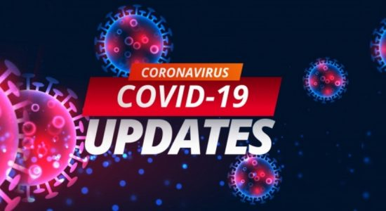 1,867 COVID-19 cases on Sunday (27); 378 cases from Kalutara
