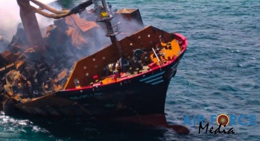 Port Trade Unions call for probe on X-Press Pearl disaster