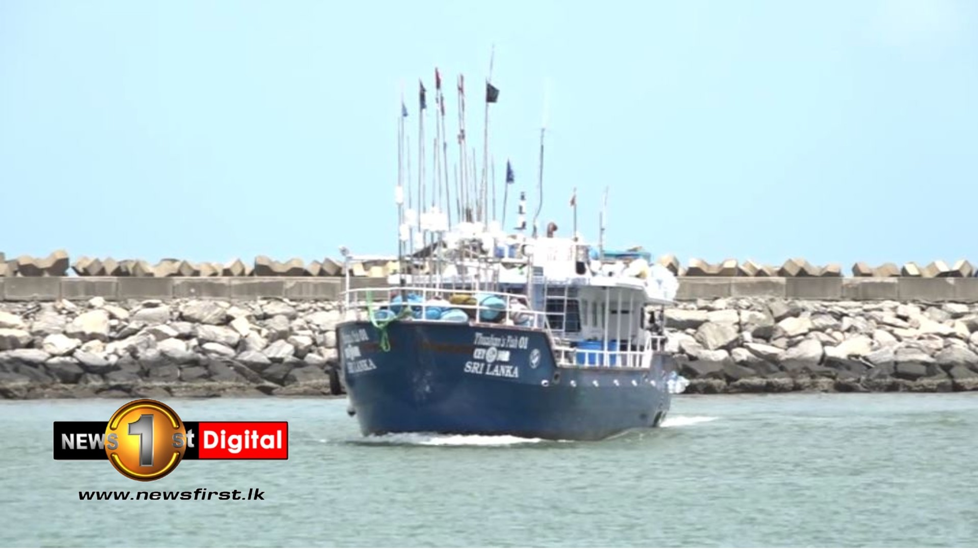India rejects claims that its Navy attacked Sri Lankan Fishermen