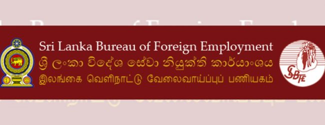 SLBFE training courses to resume online soon