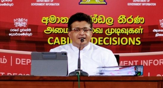 """Govt never maintained a """"Fuel Fund"""", shocking revelation by Gammanpila."""