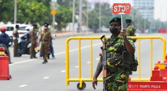 1,200 Roadblocks across the island on Thursday (24) – Police