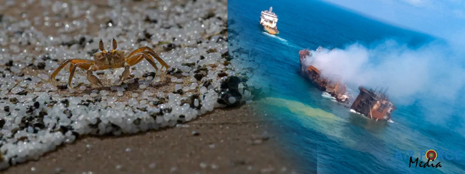 X-Press Pearl caused WORST nurdles disaster in the world