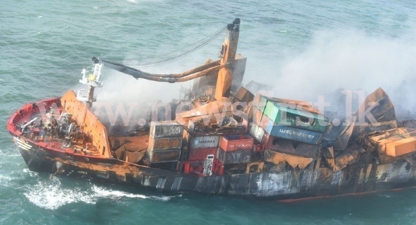 Travel ban on X-PRESS PEARL Skipper, Chief Engineer & Second Chief Engineer
