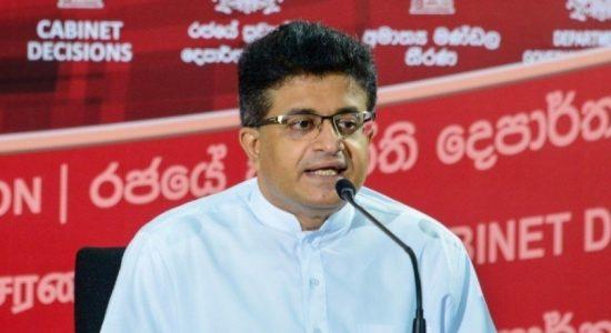Min. Gammanpila resign now ; SLPP points the finger