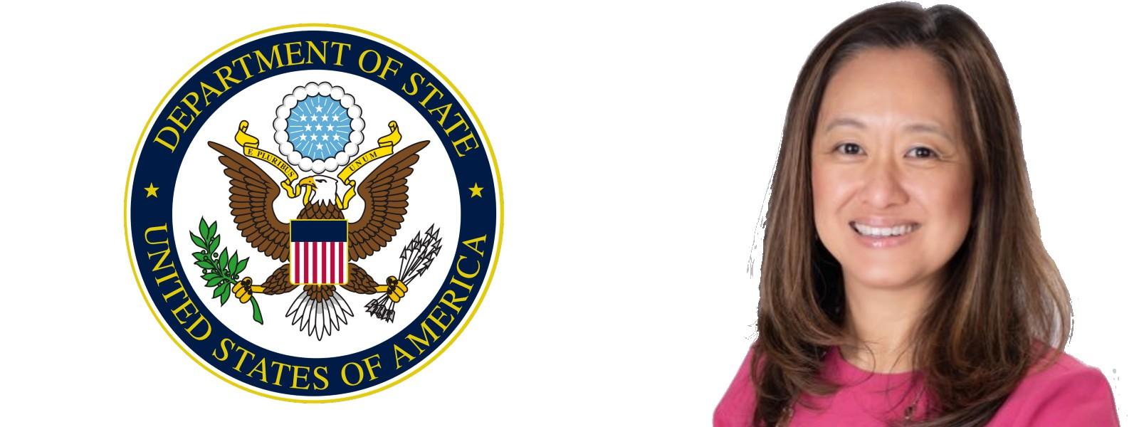 US President nominates Julie Chung for Ambassador to Sri Lanka