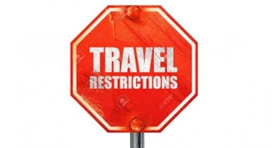 Travel Restrictions will be lifted on 14th June as announced before