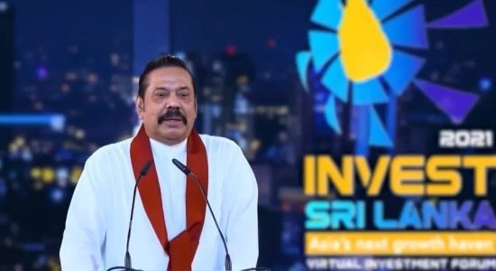 (VIDEO) SL on path to achieve development rate over 06%; Prime Minister