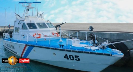 Navy hands over CG 405 to Coast Guard after major refit