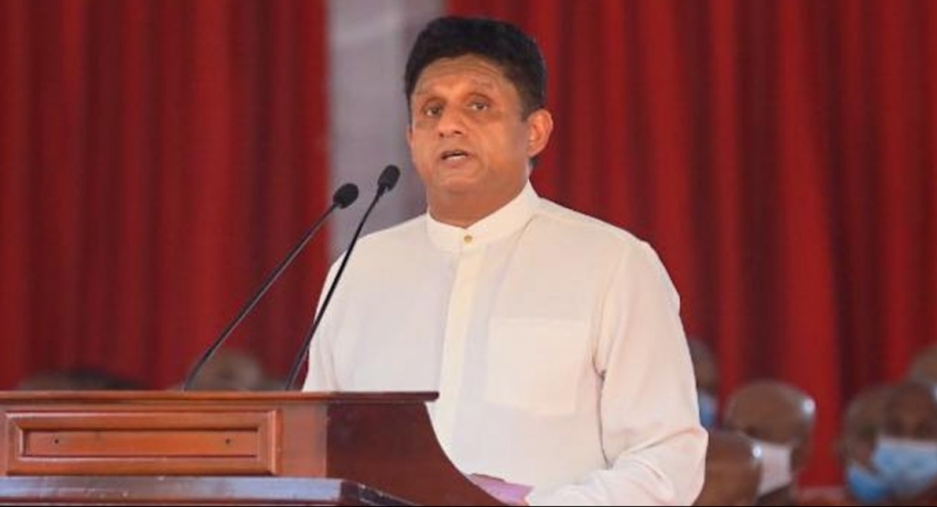 'You have lost face before the People- Step Down!' – Sajith tells govt.
