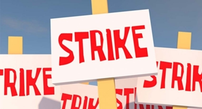 26 Health Workers Unions on strike today (11)