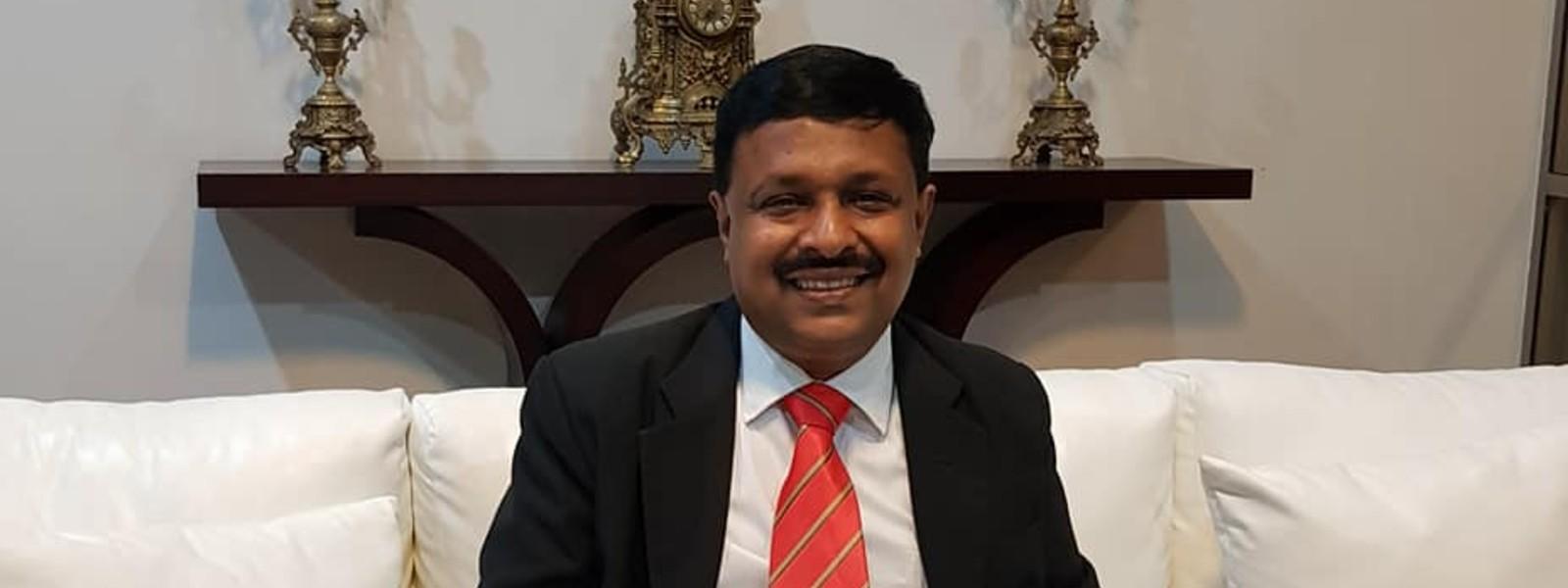 Anusha Palpita new Development Lotteries Board Chairman