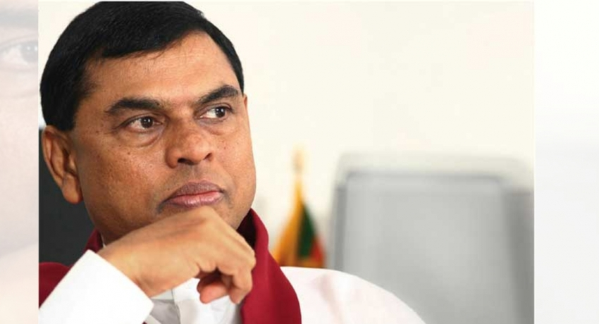 Basil Rajapaksa returns following overseas trip