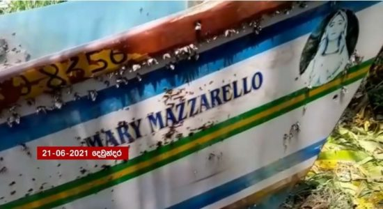 Another ghost boat found drifting in Sri Lankan waters