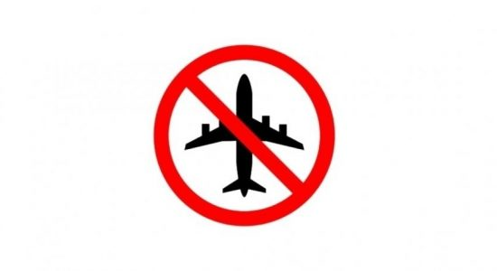 Travel ban for passengers from South America & South Africa