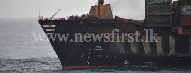 Tow X-PRESS PEARL into deep seas; Sri Lanka's President instructs relevant officials