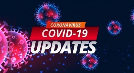 District breakdown of Saturday's (12) COVID cases – NOCPCO