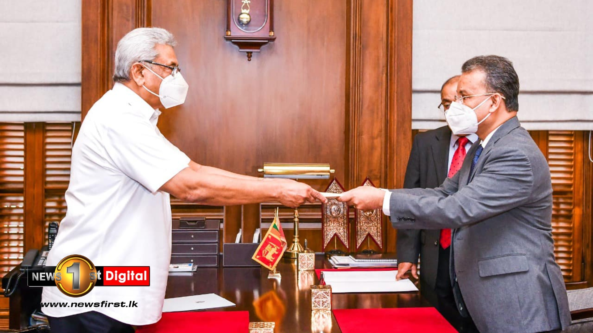 New Judicial appointments sworn in
