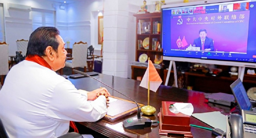 China has been Sri Lanka's ally since ancient times: PM