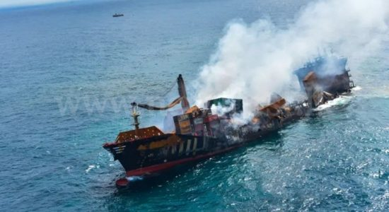 Air Force collects 300 tons of debris and waste washed up on Lankan shores