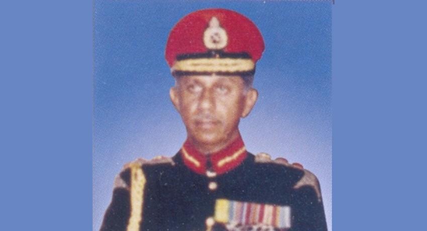 Former Secretary Defence & Army Chief of Staff, General Cyril Ranatunga (Retd) Passes Away