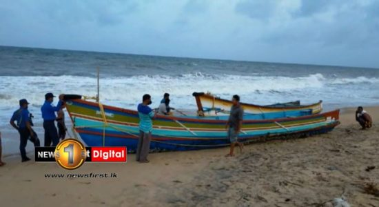 Mysterious fishing boats wash up on Puttlam coast