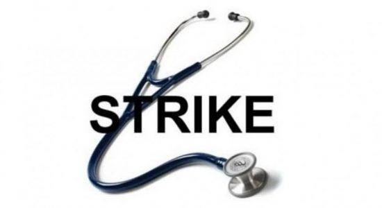 Health Unions elaborate on Thursday's (03) strike action