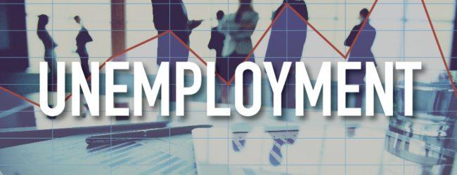 Sri Lanka's unemployment rate hits decade high