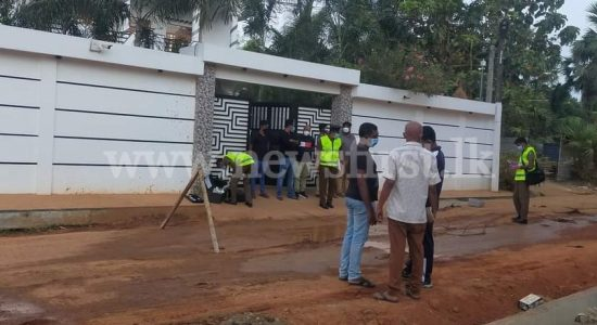 Truck driver shot dead by cop opposite State Minister's residence