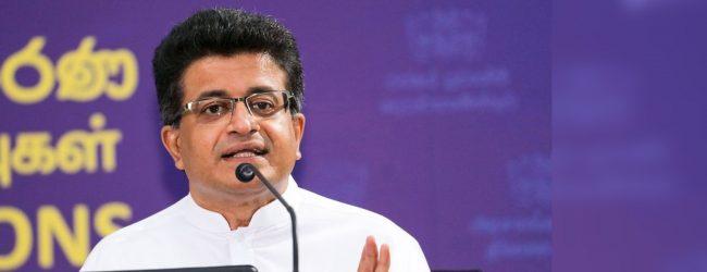 Gammanpila survives No Confidence Motion by a majority vote