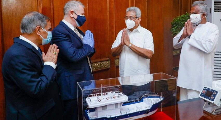 Multi-day fishing vessel monitoring system from Australia to Sri Lanka