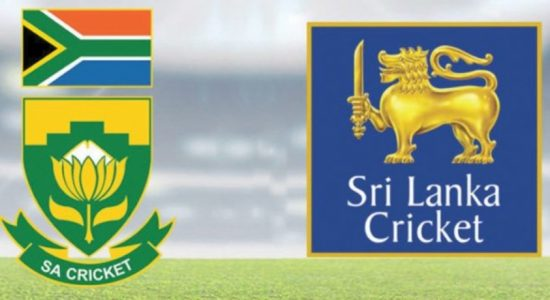 Sri Lanka vs South Africa Tour announced