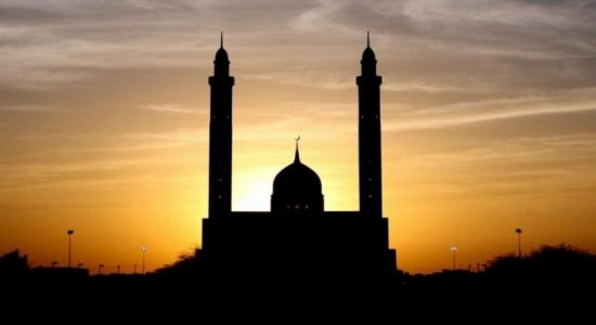 Guidelines on conducting prayers at Mosques issued by DG Health Services