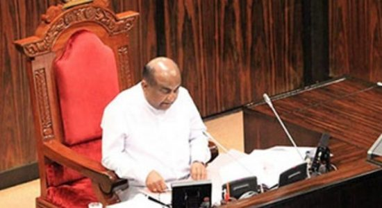 Ranil's amendments to no-confidence motion cannot be accepted – Speaker