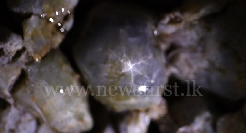"""EXCLUSIVE IMAGES of """"Serendipity Sapphire"""", the largest in the world"""