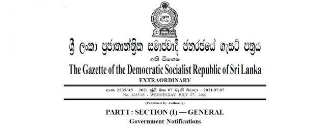 President amends several ministerial portfolios via extra-gazette