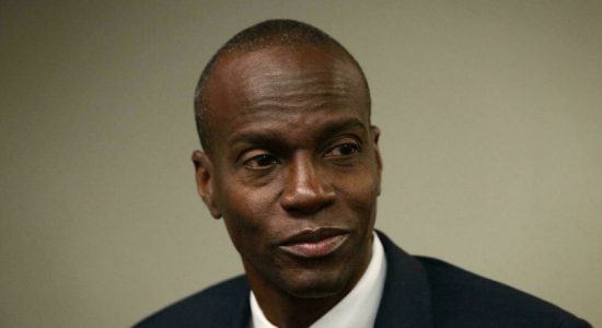 The president of Haiti, Jovenel Moise, shot and killed in his home