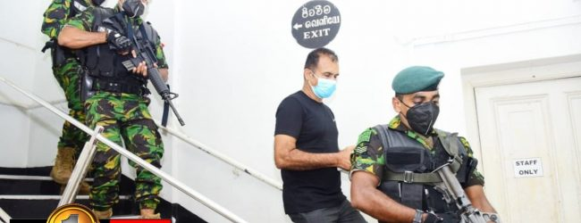 Rs. 41 million worth Kerala Cannabis seized in northern waters