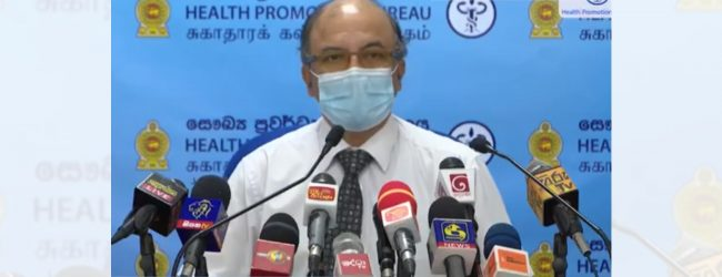 Those protesting must take responsibility of another cluster: DDGHS