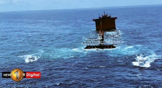 Sri Lanka receives Interim claim of Rs. 720 Mn from X-Press Pearl